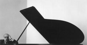 Igor Stravinsky por Arnold Newman